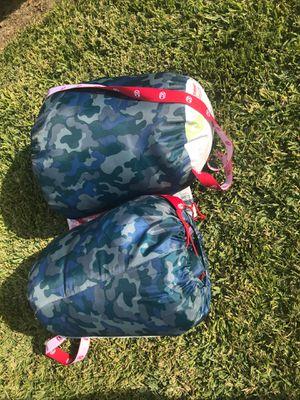 2 kids sleeping bags for Sale in Whittier, CA