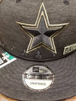 Cowboys Salute To Service Snapback Cap for Sale in Euless,  TX