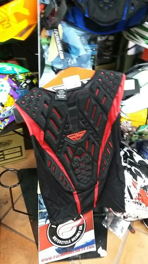 Bicycle downhill mountain bike safety padded shirt for Sale in Los Angeles, CA