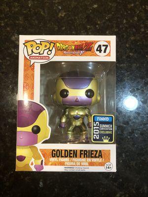 Golden Frieza funko pop for Sale in Phoenix, AZ