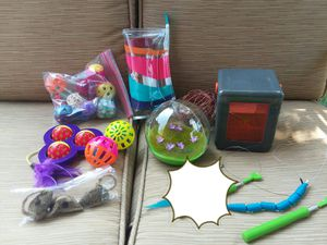 Jackson Galaxy Butterfly Ball Plus More for Sale in West York, PA