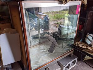 Working Lighted Store Display Cabinet Great Condition for Sale in Kenneth City, FL