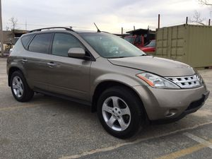 2003 NISSAN MURANO SL for Sale in Waltham, MA