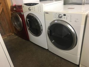 from $399 - 90 Day Warranty - Front Loading Dryer GE Samsung Maytag Kenmore for Sale in Knoxville, TN