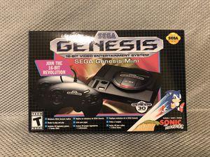 Sega Genesis Mini for Sale in Morton Grove, IL