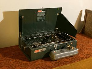 Coleman Powerhouse 414 Dual Fuel stove for Sale in Chicago, IL