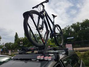 Yakima bike rack w/ Front Loaders for Sale in Layton, UT