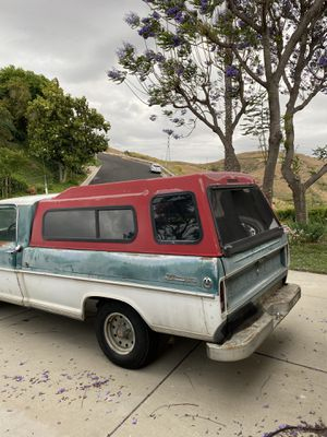 Truck Camper Shell for Sale in Riverside, CA