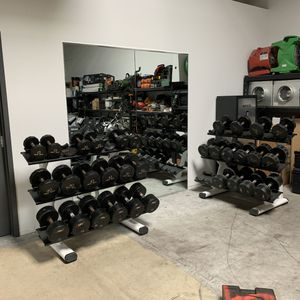Dumbbells and Racks for Sale in Wood Dale, IL
