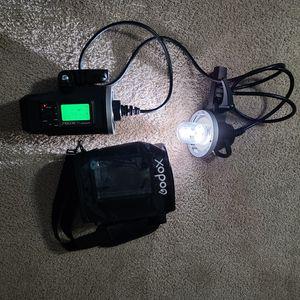 GODOX AD600BM flash for Sale in Lynnwood, WA