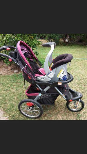 Jogger stroller /car seat for Sale in San Bernardino, CA