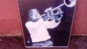 Frame jazz photo for Sale in Los Angeles, CA