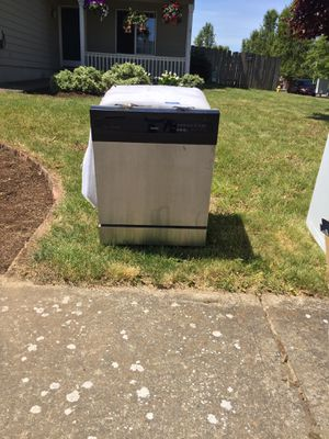 Gas stove and dishwasher for Sale in Hillsboro, OR