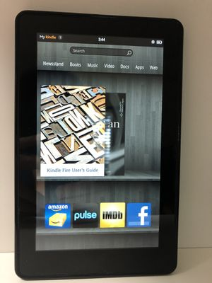 Amazon First gen kindle works great for Sale in Winter Springs, FL