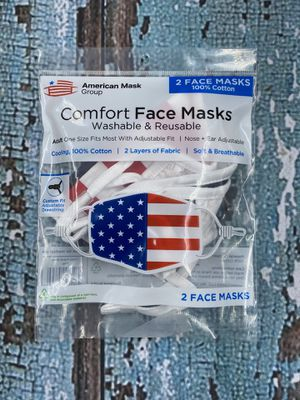 100% Cotton Face Masks for Sale in Canby, OR