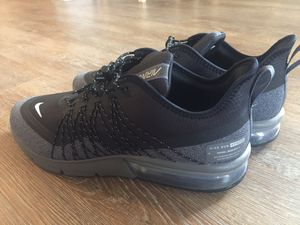 670626982284 Nike Air Max Sequent 4 Run Utility Men s Shoes Size 9.5 NEW for Sale in  Hurst
