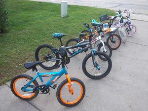 Kid BIKES KID bikes & MORE kid BIKES for Sale in Peoria, IL