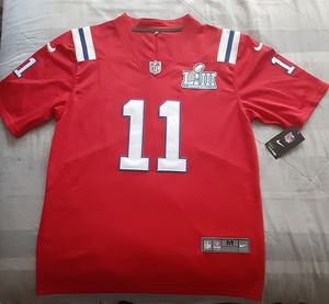 NEW Patriots Jersey Edelman #11 for Sale in Santa Ana, CA