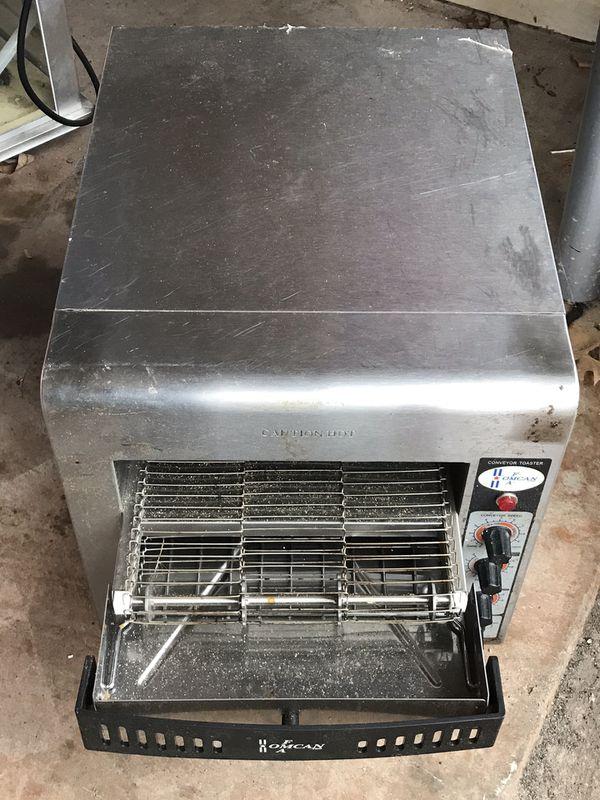 Mini toaster oven restaurant equipment