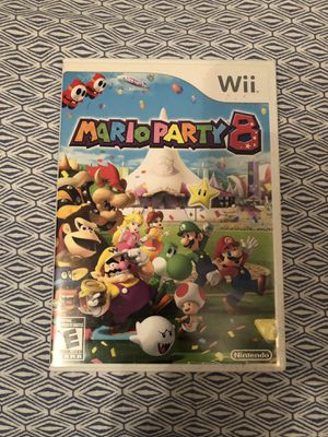 Mario party 8 for Sale in Carrollton, TX