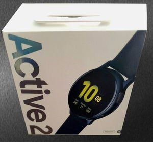 *NIB* Samsung Galaxy Watch Active 2 - 40mm Aqua Black for Sale in Foster City, CA