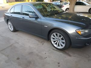 2007 BMW 750i 13500 miles tagged up August 2020 for Sale in Fresno, CA
