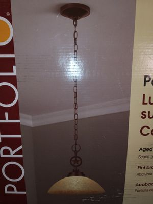 New Hanging Light Fixture for Sale in Jacksonville, AR