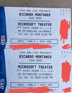*** RICARDO MONTANER *** for Sale in Burbank, CA