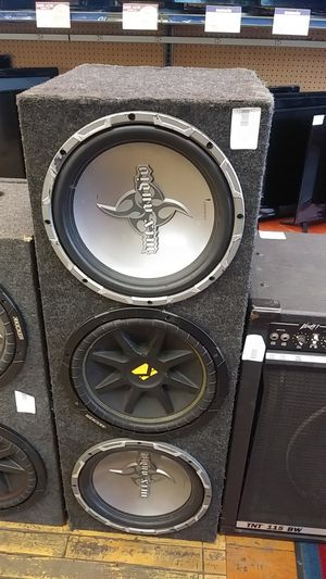Mix Audio Speaker box for Sale in Chicago, IL