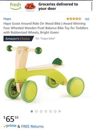 Kid scoot bike for Sale in Fullerton, CA
