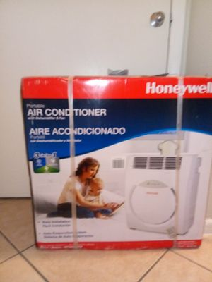 Honeywell air conditioner brand new never used it before for Sale in Pompano Beach, FL