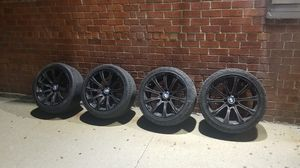Authentic BMW M5 BBS wheels OEM for Sale in Brooklyn, NY