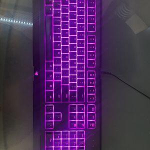 RAZER Cynosa Chroma USB Keyboard - Black for Sale in Huntington Beach, CA