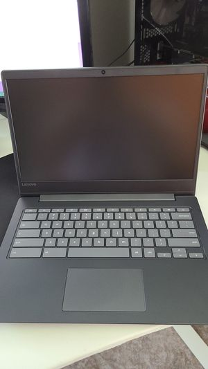 Lenovo Laptop S330 Chromebook w/USB C charger for Sale in Cleveland, OH