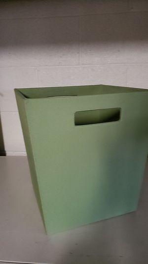 Green bin/ basket for Sale in Peoria, AZ