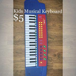 Kids musical keyboard for Sale in Gallatin, TN