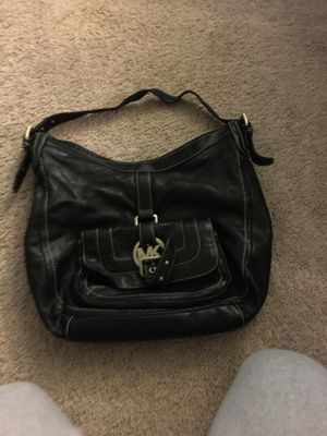 Michael kors black soft leather hobo bag for Sale in Greenbelt, MD
