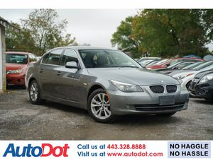 2010 BMW 5 Series for Sale in Sykesville, MD