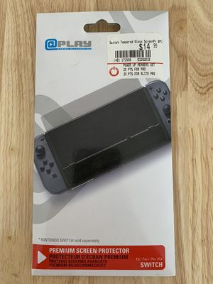 Screen Protector for Nintendo Switch- Brand New! for Sale in East Providence, RI