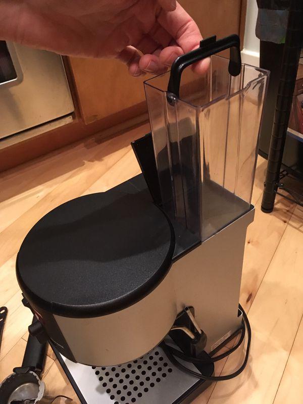 Vintage Krups Cappucino/Espresso machine
