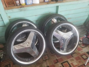 22 rims for Sale in Hammond, IN