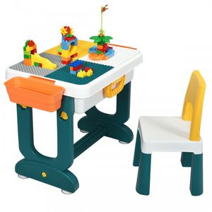 5 in 1 Kids Activity Table Set for Sale in Silverado, CA