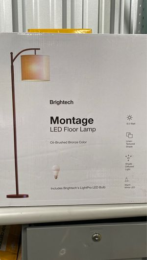 Brightech Montage LED Floor Lamp for Sale in Long Beach, CA