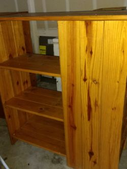 Wooden Shelf w/Drawers for Sale in Puyallup,  WA