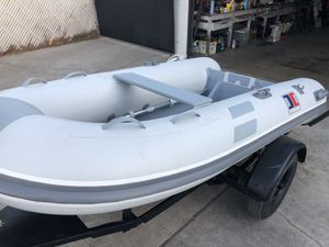 New 2019 INMAR Rigid Inflatable Boat (RIB) w/ Trailer $1900 OBO for Sale in Fullerton, CA