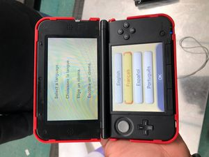 Nintendo 3D XL for Sale in Dallas, TX