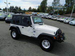 1997 Jeep Wrangler for Sale in Lynnwood, WA