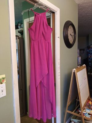 Size 2 Bebe pink dress with tags intact. for Sale in Lutz, FL