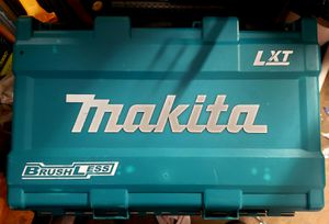 Makita 18v LXT brushless hammer drill combo new for Sale in Long Beach, CA