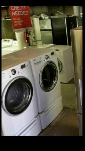 WOW!!NO MONEY NO CREDIT IS OK, TAKE THE APPLIANCES HOME TODAY 90 DAY TO PAY SAME AS CASH. 21639 PACIFIC HWY S DES MOINES WA for Sale in Seattle, WA